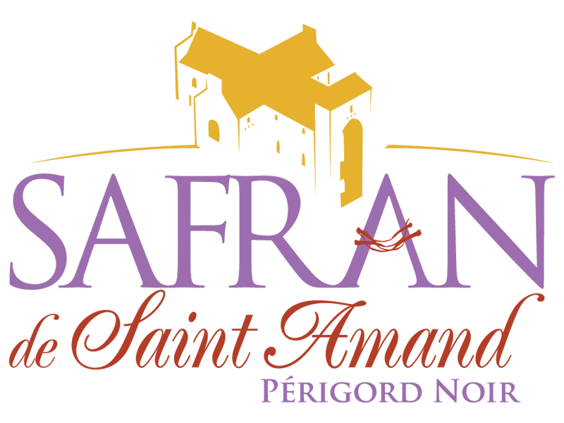 Création Logo Safran de Saint-Amand