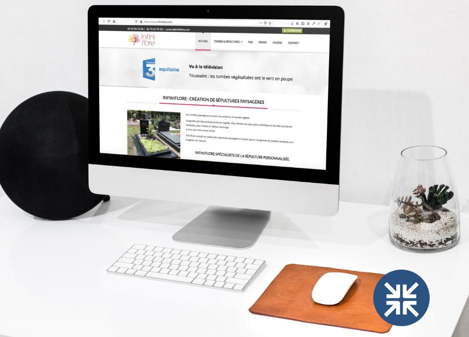 Référencement payant, Campagne Google Ads : Infiniflore Périgueux