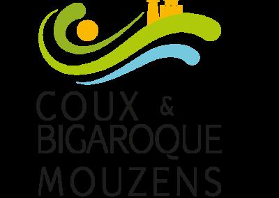 Création logo Mairie Coux et Bigaroque – Dordogne