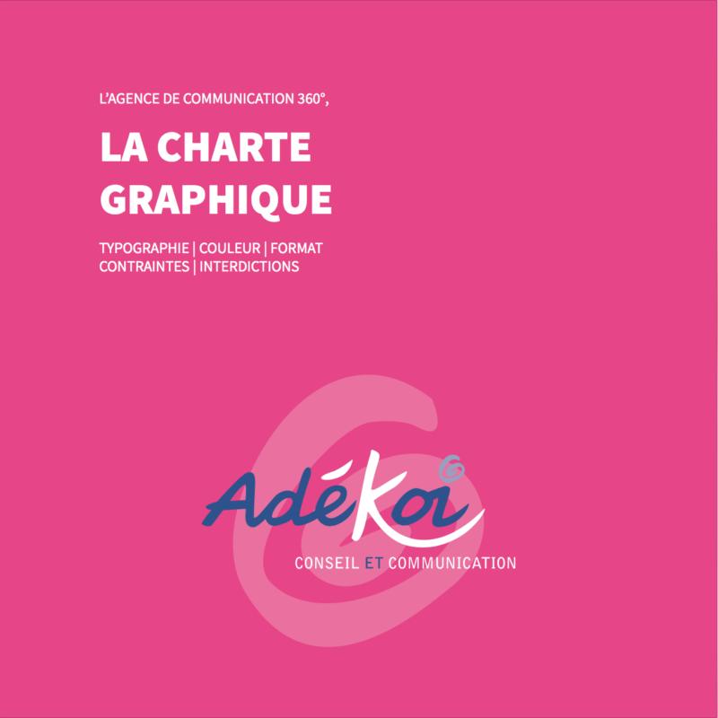 Création de logo Périgueux Charte graphique Adékoi