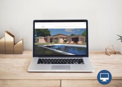 Création site internet Périgueux : Nattura, constructeur maisons bois