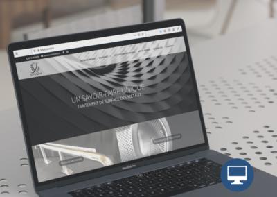 Création site internet Périgueux : Constructions métalliques STM24