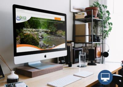 Création site internet Périgueux : Mover, solutions de transports en Périgord Vert