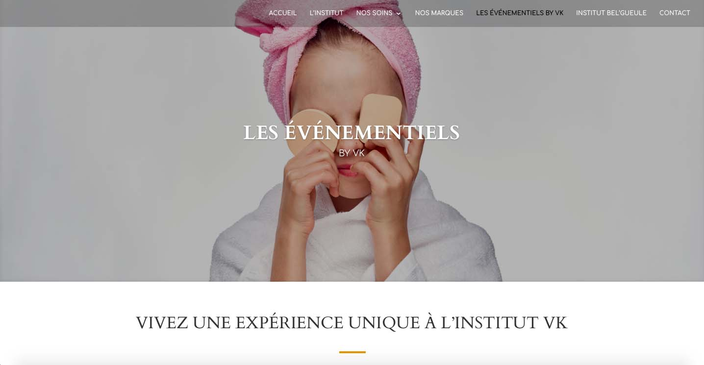 creation-site-internet-institut-de-beaute-institut-vk-perigueux