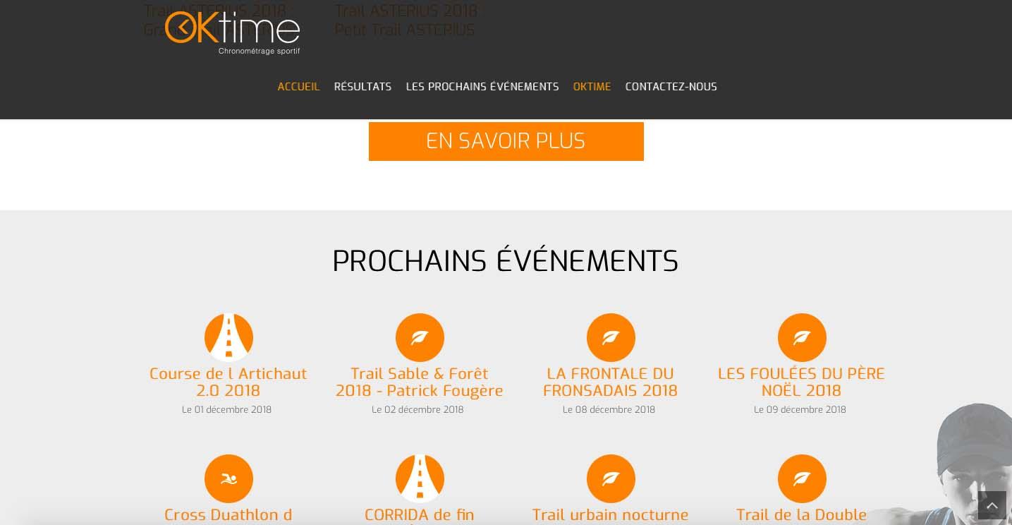 creation-site-internet-chronometrage-de-course-a-pied-ok-time-dordogne