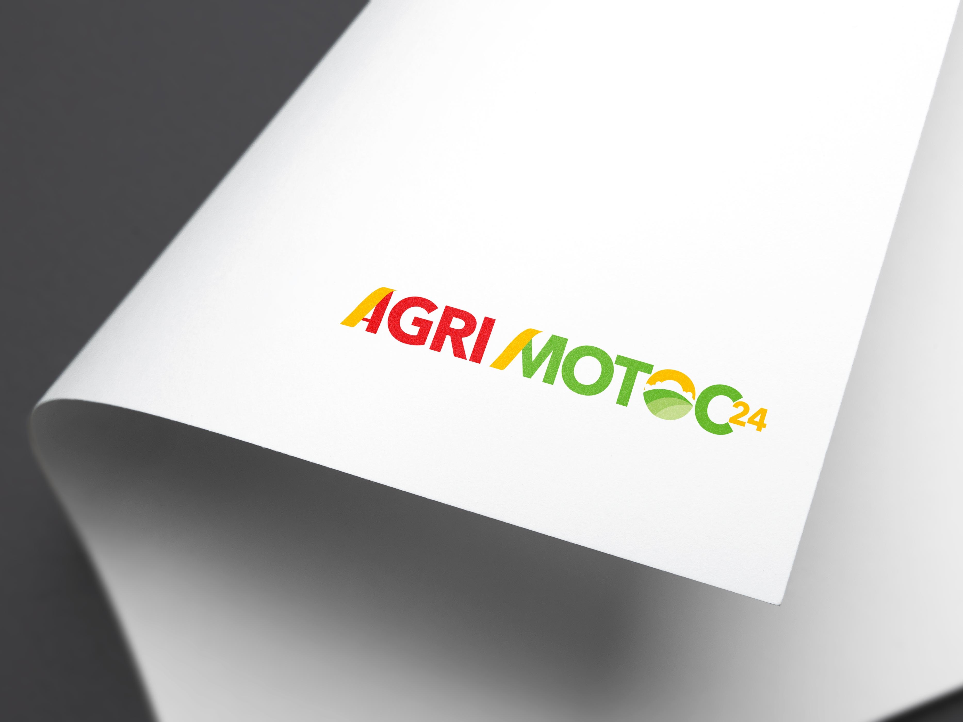 Création logo Agrimotoc 24 - Adékoi communication Périgueux