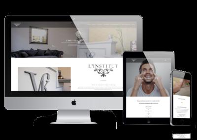 Site Web Institut VK