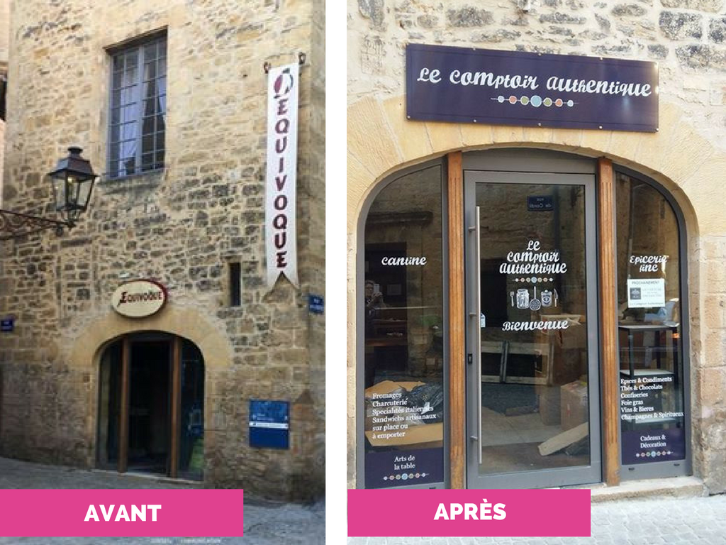 creation-de-logo-epicerie-fine-le-comptoir-authentique-dordogne