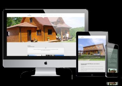 Site Web Nattura
