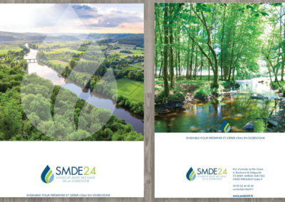 Plaquette SMDE 24