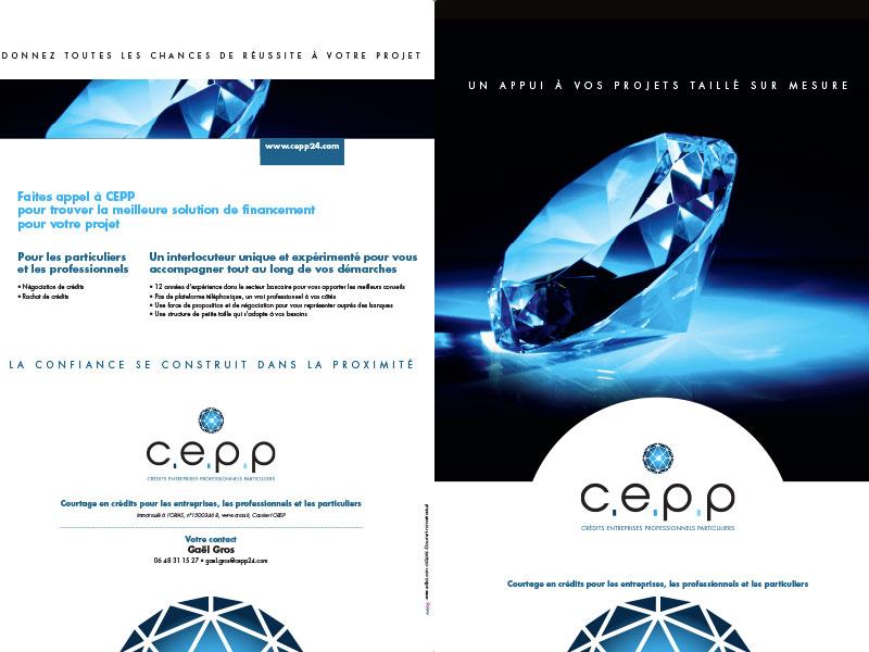 creation-de-plaquette-courtier-en-credits-cepp-dordogne