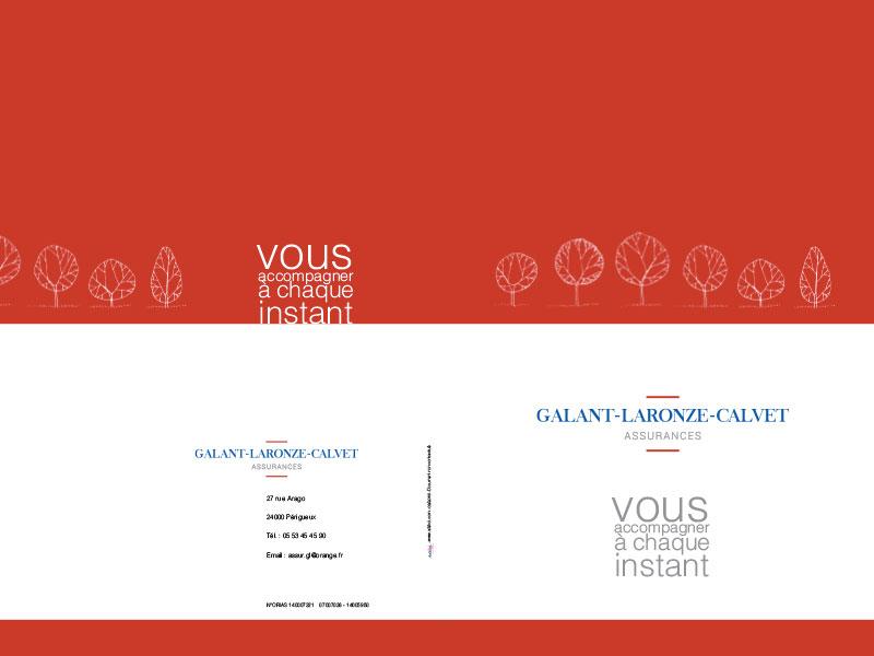 creation-de-plaquette-cabinet-d-assurances-galant-laronze-calvet-perigueux