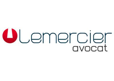 Création logo Lemercier Avocat