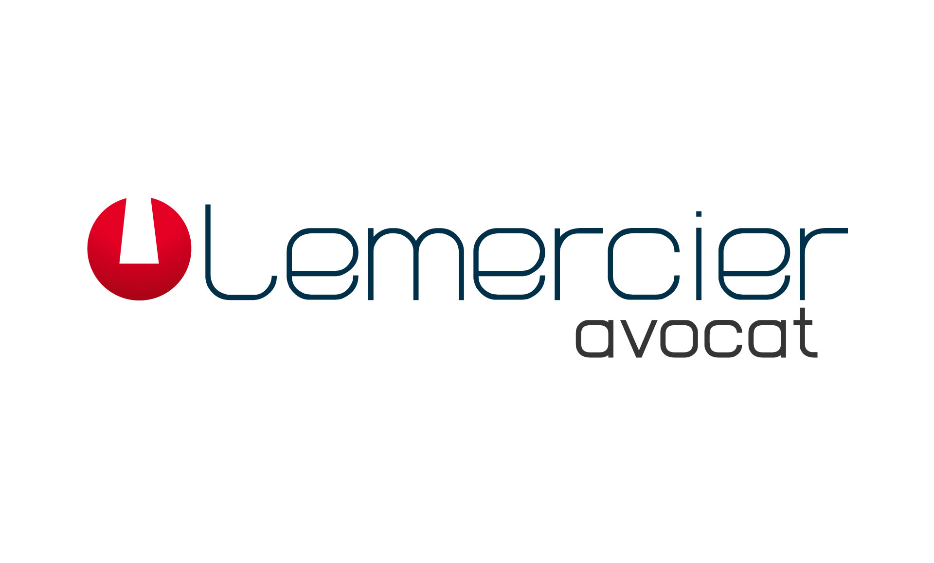 Logo Lemercier Avocat périgueux - Adékoi communication