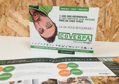 Campagne globale de Communication Coverpa
