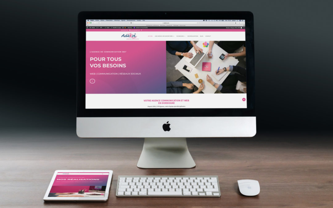 Pourquoi votre nouveau site internet DOIT être responsive