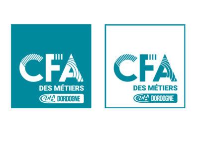 Création logo CFA des Métiers