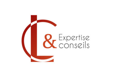 Création logo L & C Expertise