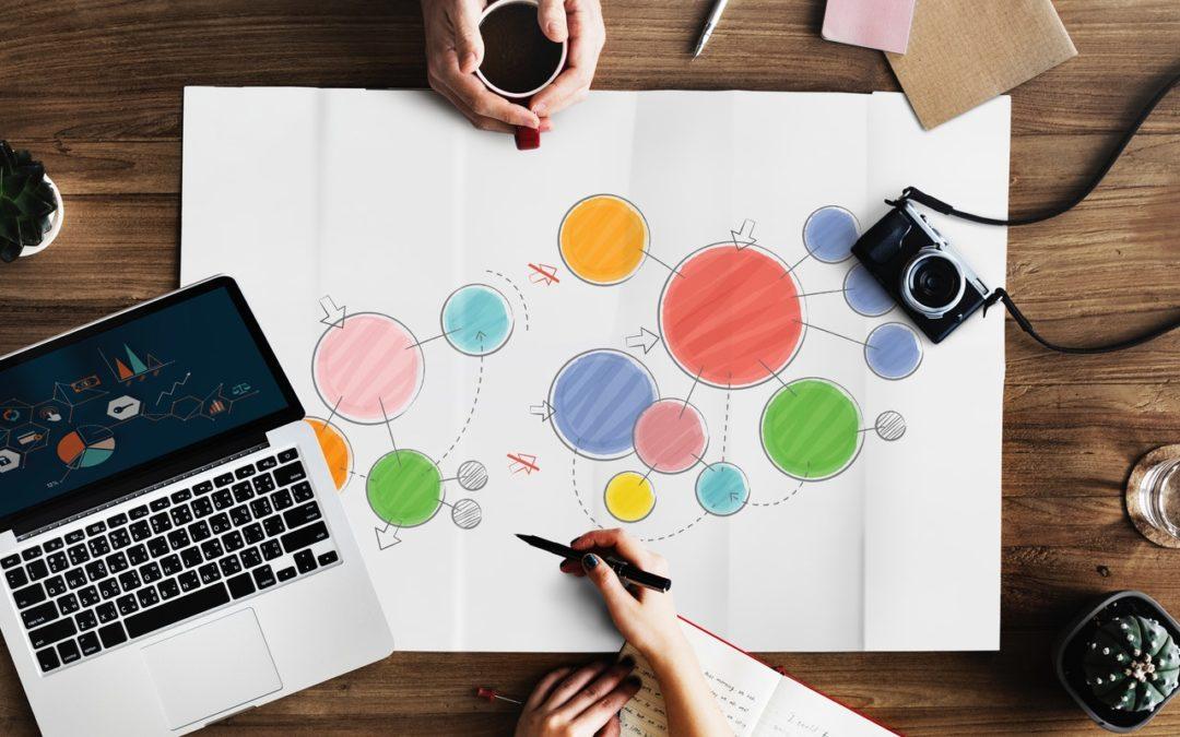 Webdesign : quelles couleurs choisir pour la création de mon site internet ?
