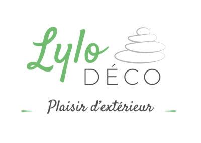Création logo Lylo déco