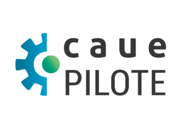 Création Logo CAUE Pilote