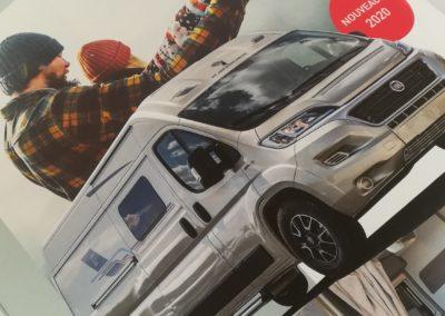 Création Catalogue Produits Gamme 2020 Randger