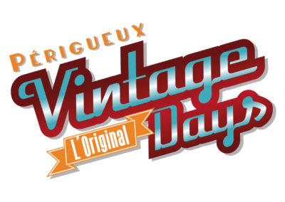 Animation Réseaux sociaux Facebook 2019 Périgueux Vintage Days