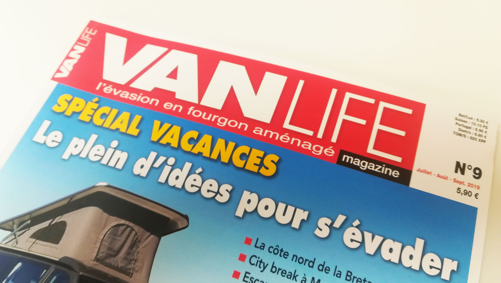 creation-annonce-presse-constructeur-de-vans-amenages-randger-dordogne