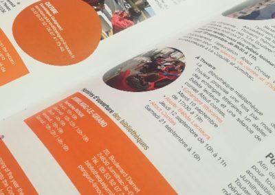 Magazine intercommunal Périgord Limousin n°3 - Agence de communication Adékoi Dordogne