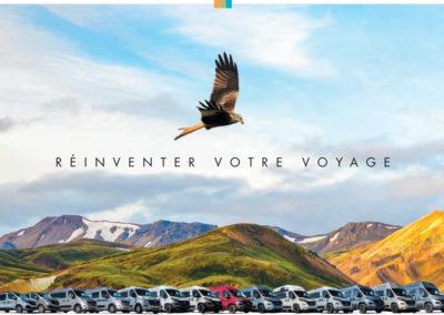 Création Catalogue Produits Gamme 2019 Font Vendôme