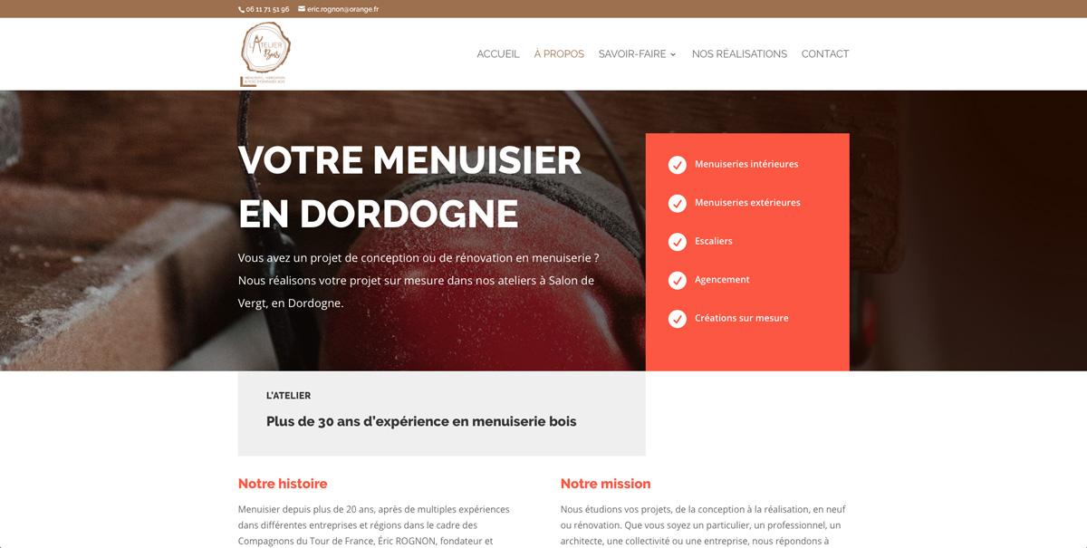 refonte-site-web-menuisier