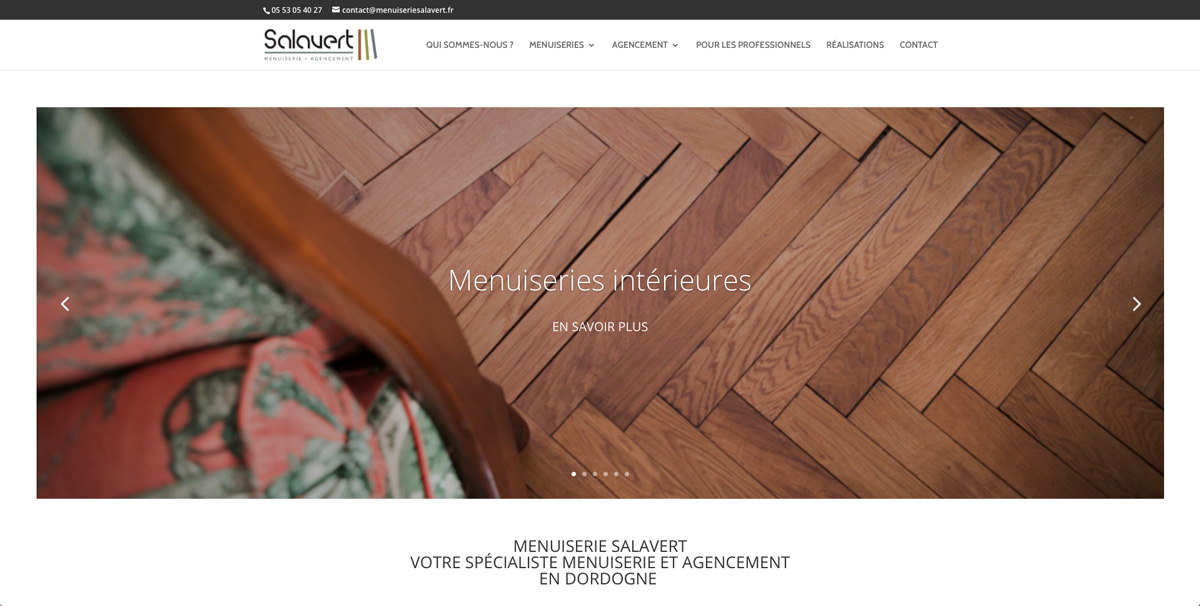 site-web-menuiserie-salavert