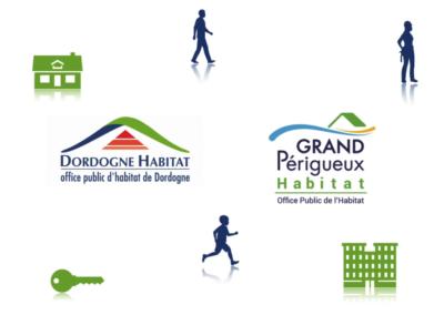 Création Vidéo : Périgord Habitat, l'office public de l'habitat en Dordogne