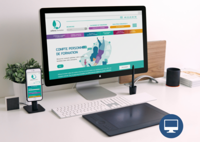 Création site internet Périgueux : Adhénia Formation