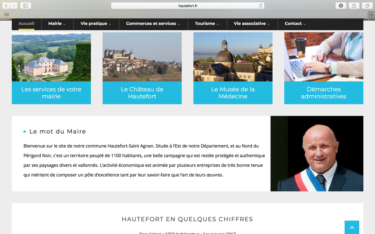 creation-de-site-internet-collectivite-mairie-de-hautefort-dordogne