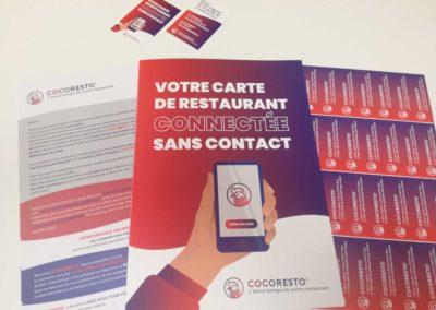 Création Mailing Cocoresto'