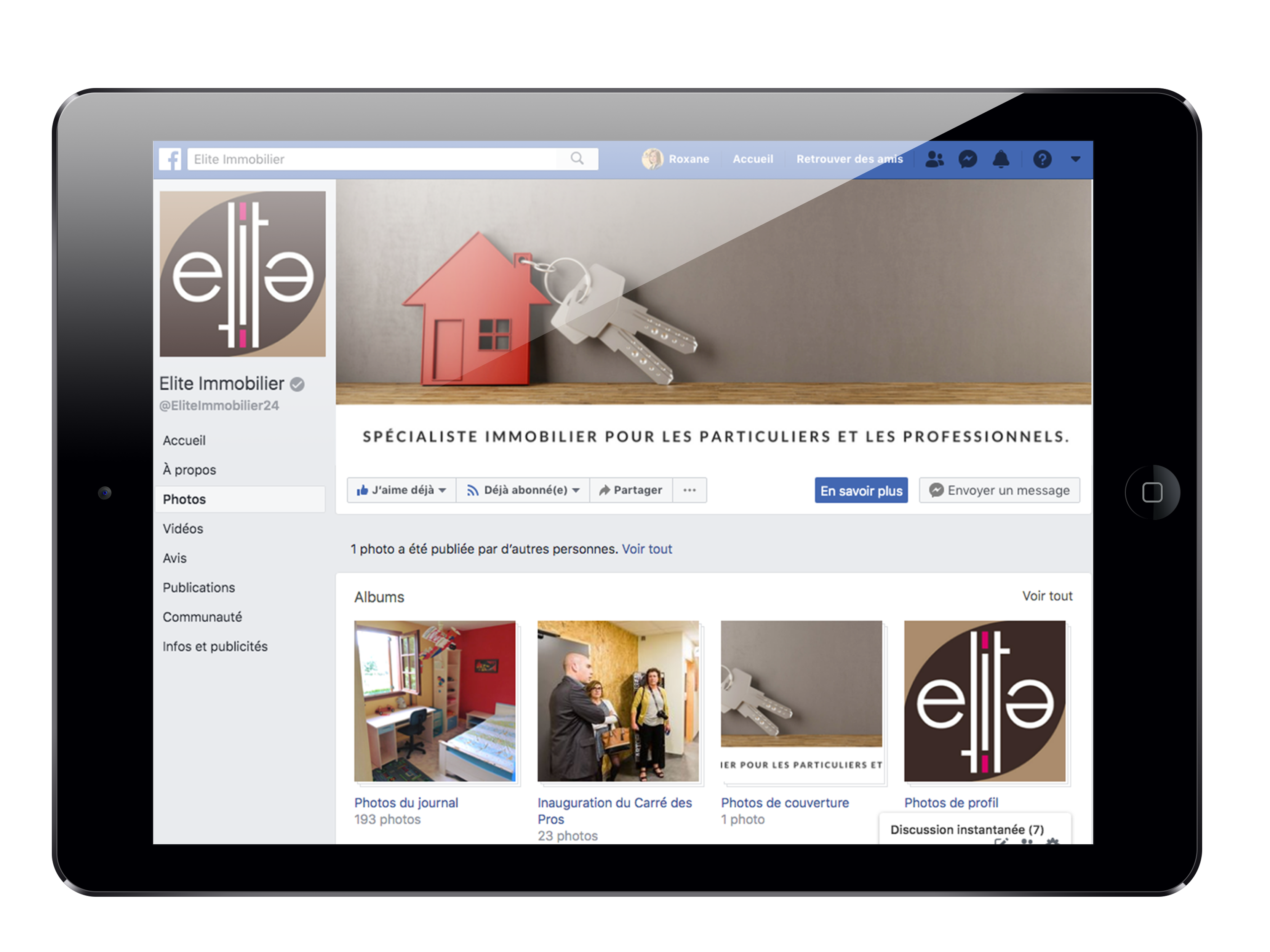 animation-facebook-agence-immobiliere-elite-immobilier-perigueux