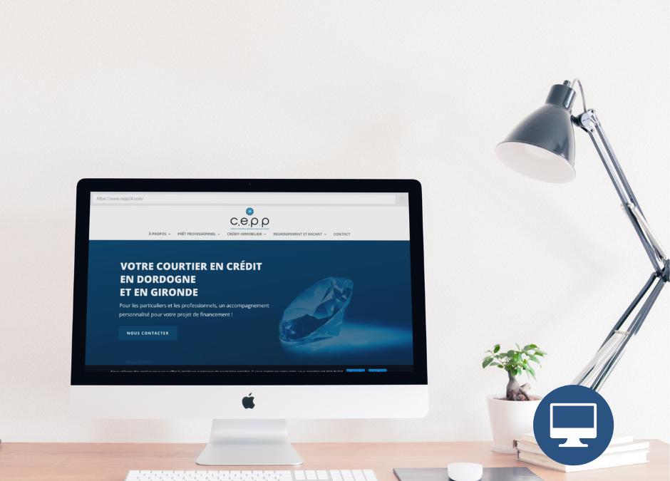 Création site internet Périgueux CEPP