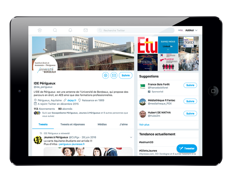 animation-twitter-universite-bordeaux-ide-perigueux