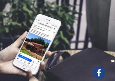 Animation Réseaux sociaux Facebook Demeures Occitanes