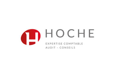 Création logo Hoche – Expertise comptable