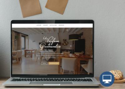 Création site internet Périgueux : Un parfum de gourmandise