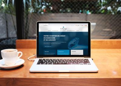 Création site internet Périgueux : CEPP