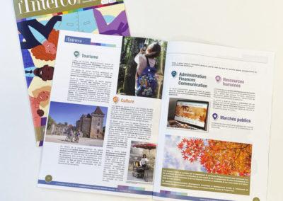 Magazine institutionnel Communauté de communes Périgord Limousin - Novembre 2020 - Adékoi communication Périgueux