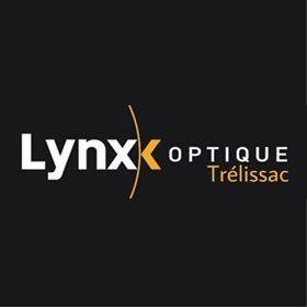 Logo Lynx optique opticiens - Adékoi communication Périgueux