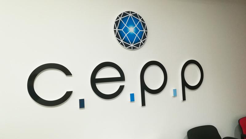 Enseigne CEPP - Courtier - Adékoi communication