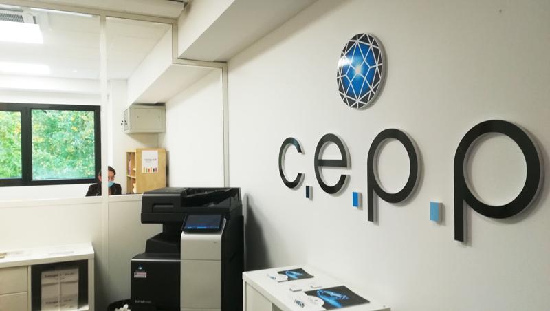 Création enseigne CEPP