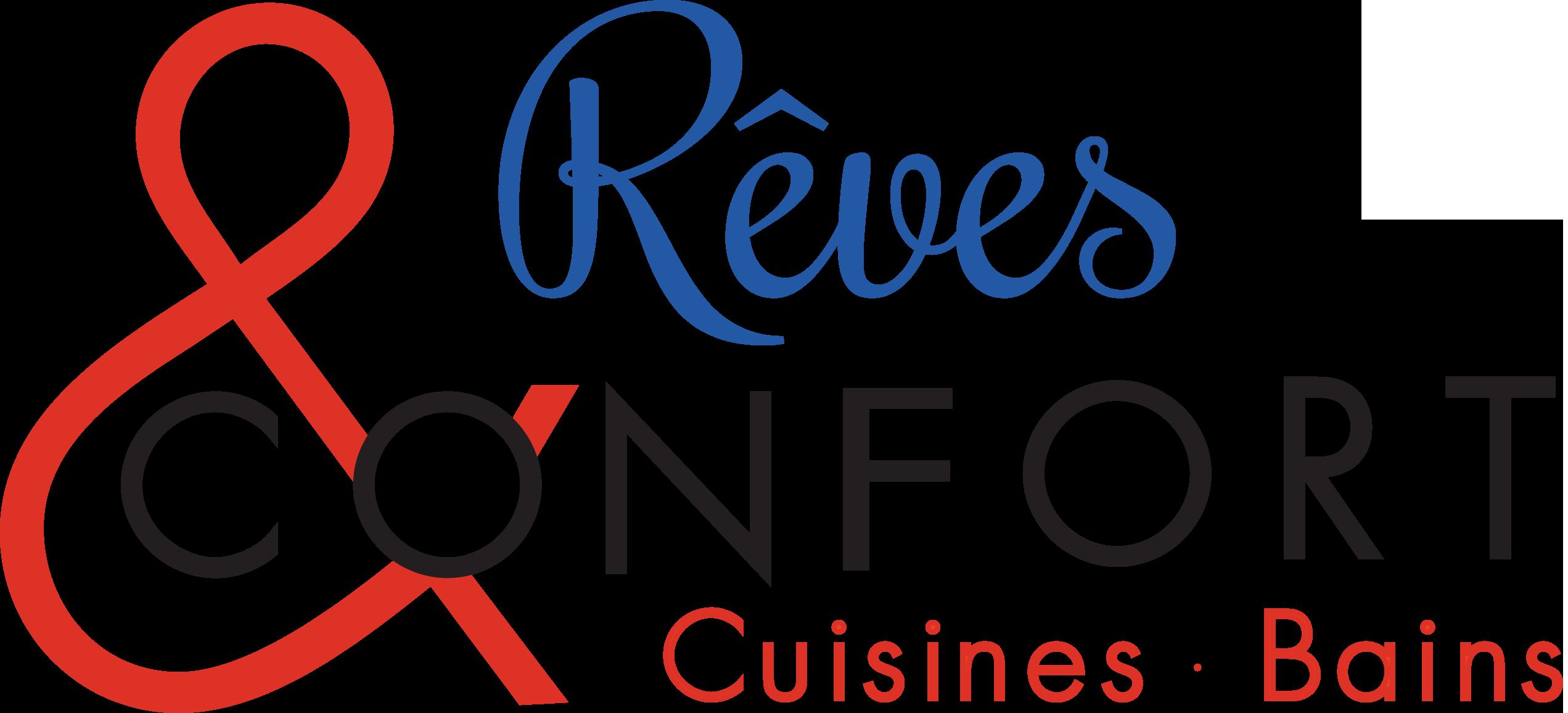 Logo Rêves et confort - Adékoi communication et web