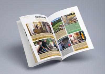 Création Brochure Groupes 2021 Office de tourisme Grand Périgueux