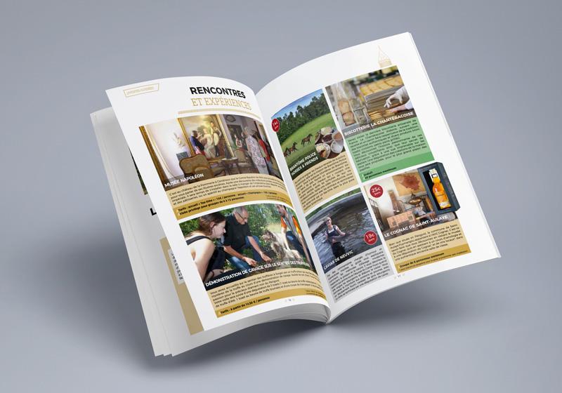 Brochure Groupes 2021 Office du Tourisme du Grand Périgueux - Adékoi communication Dordogne